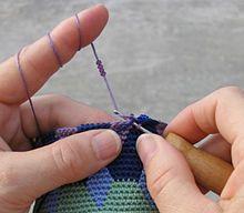 Tapestry crochet - Wikipedia, the free encyclopedia