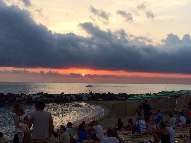Sunset 05/08/14