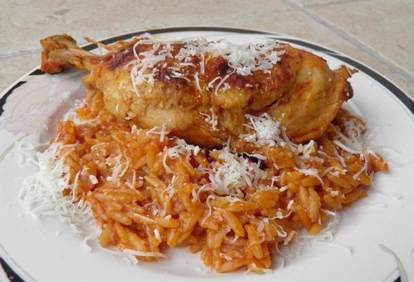 Κοτόπουλο γκιουβέτσι στη κατσαρόλα