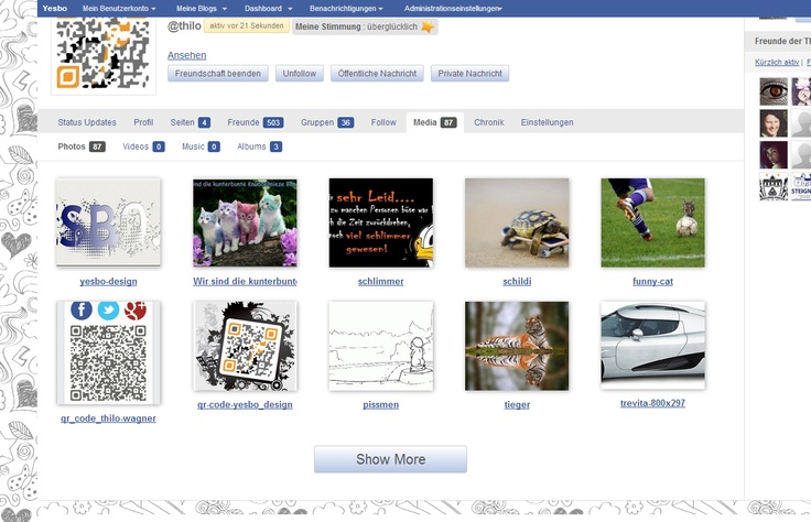 Kostenlos Fotos und Bilder hochladen