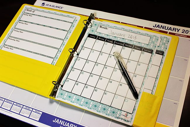 free printable calendar   DIY   Pinterest   Free printable calendar ...
