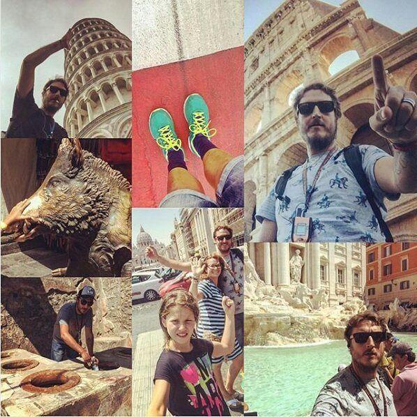 Joel ya está echando de menos a Italia y los grandes momentos que pasó junto a su familia  por parte de la #Toscana #Roma #Pompeia y #Montecarlo. Bella #Italia. . Sabías que tenemos circuitos para viajar por Europa en oferta de #ÚltimaHora? http://ift.tt/2wH0H6a . Agradecemos profundamente a @pinoxet por compartir sus fotos y recuerdos con nosotros :) . #FelicesVacaciones #Viajes #Familia #Aventura #HermososMomentos #Recuerdos #MundoMaravilloso #CircuitosPorEuropa #Europa #BellaItalia…