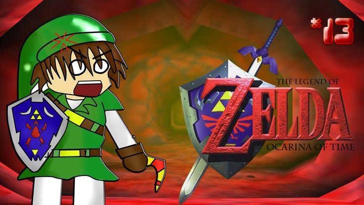 """Estupida Anemona!   The Legend of Zelda """"Ocarina of Time"""" #13"""
