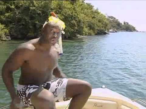 Lake Malawi and @Robin S. Pope Safaris' Pumulani with Top Billing presenter, Simba