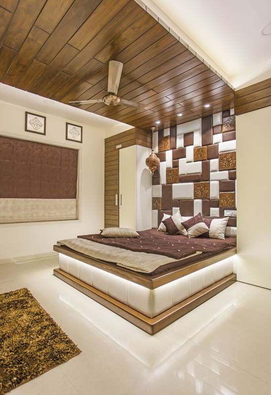Contemporary Bedroom Idea Trend 2018 Bed Room Decoration In 2019