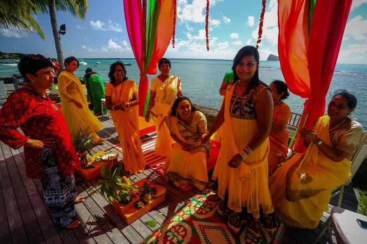 Destination Wedding...MAURITIUS