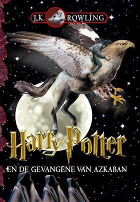 Harry Potter en de gevangene van Azkaban - JK Rowling