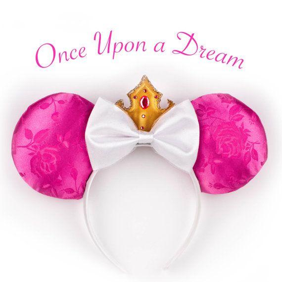 Aurora oren Schoonheid oren slapen Minnie oren door MemorableMouse