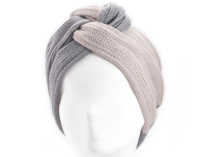 This headband, handmade in Rome with high quality yarns, features a double cross can be worn either centrally or on a side. An adjustable plait and varying sizes provide a perfect fit in this unique, handmade-to-order piece.