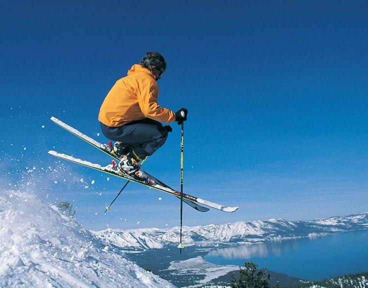 Skiing @ Heavenly...sweet!