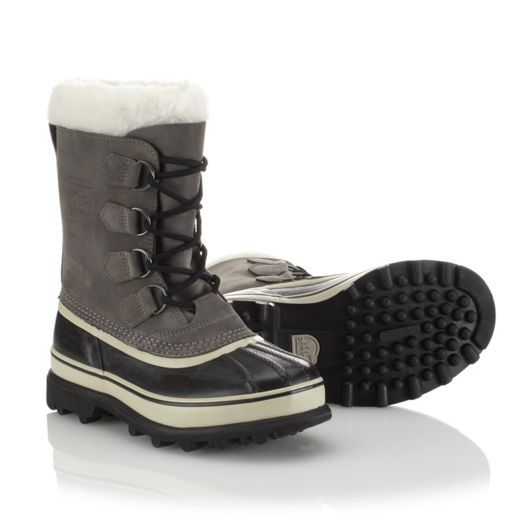 Sorel Cariboo boots, ready for winter!