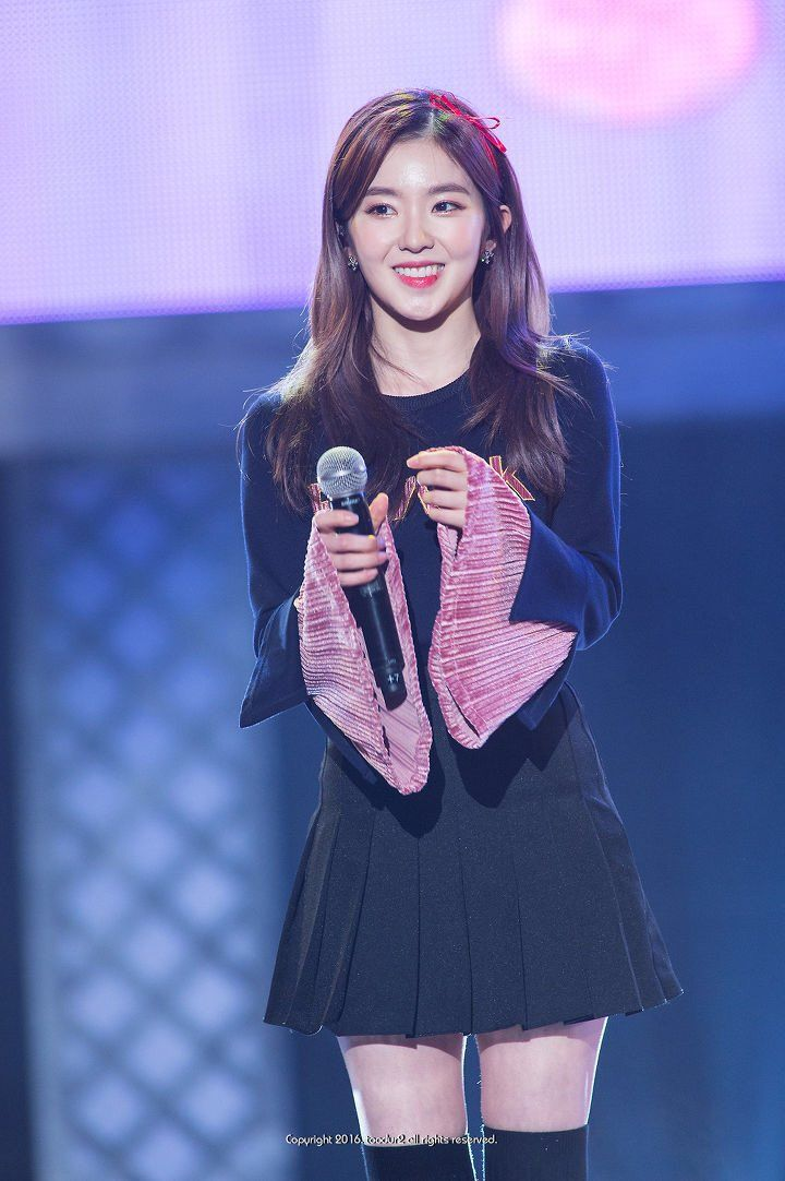 161118 RED VELVET at N-POP Showcase - IRENE