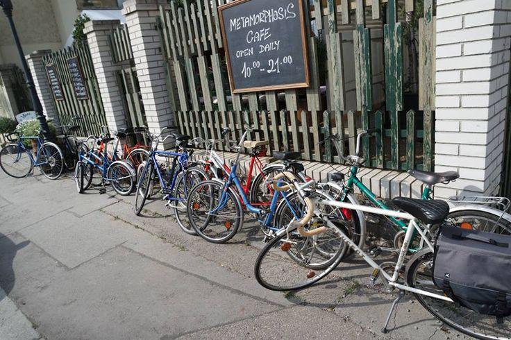 All our current bikes #PragueByRetro