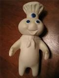 "ThePillsbury Dough boy doll.  I had this...it was my ""little brother""!!"