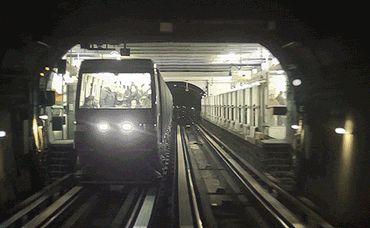 Se retrouver dans un train bondé, dans un bus, ou dans le métro