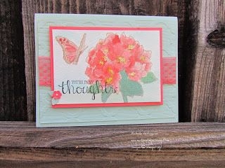 Borderless Best Thoughts by michvan3 - Cards and Paper Crafts at Splitcoaststampers