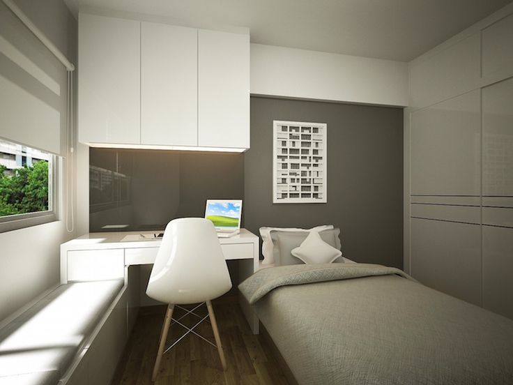 Transformation Of A 20 Year Old Hdb 4 Room Flat Into A