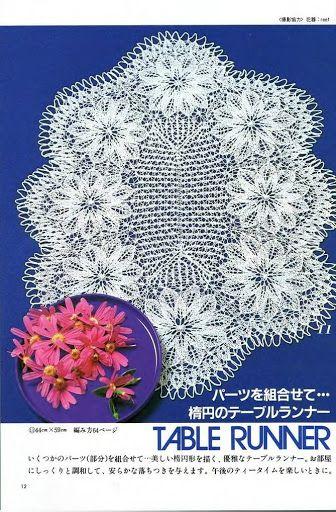 Салфетки спицами - wang691566169 - Álbumes web de Picasa