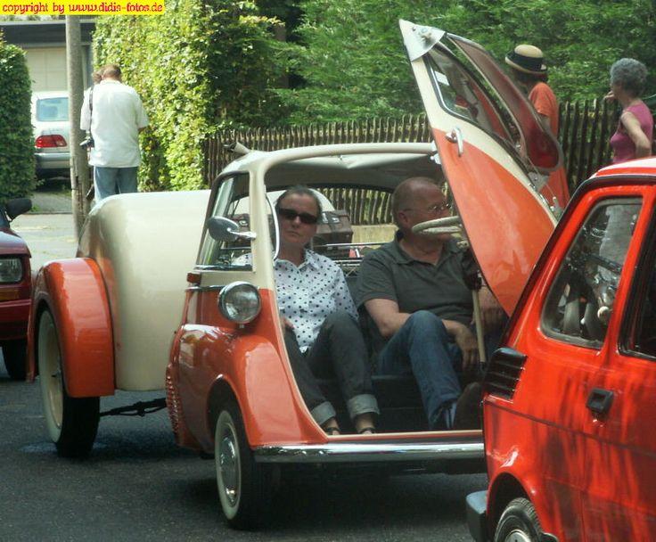 """BMW """"Isetta""""-Gespann"""