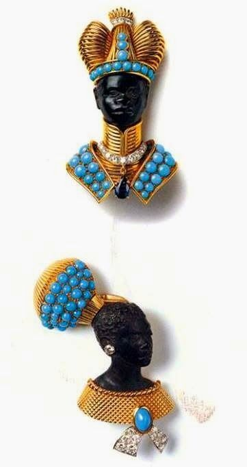 ROYALTY AND POMP. THE JEWEL  H.G. Duchess Wallis of Windsor Brooches
