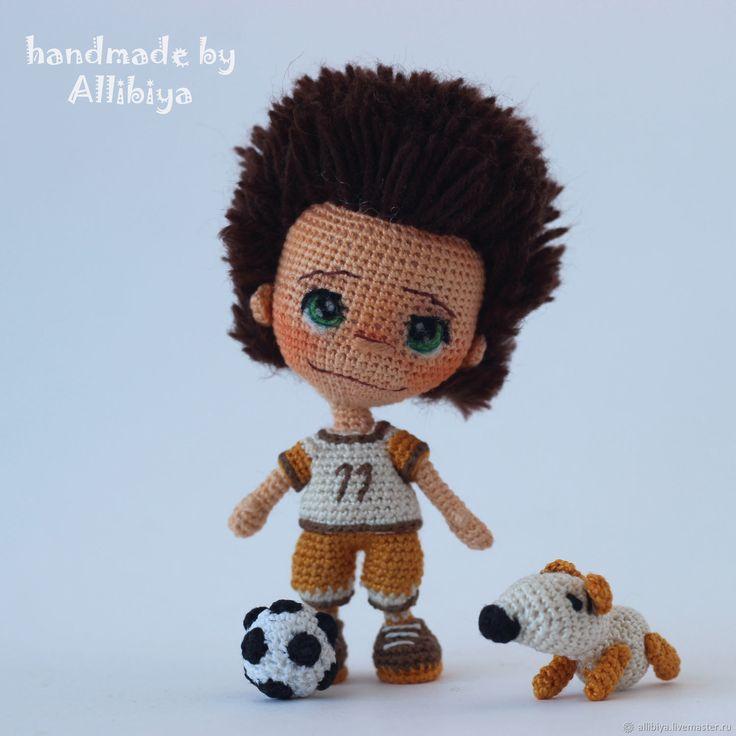Crochet doll | Купить Интерьерная кукла из коллекции 12 месяцев Июль в интернет магазине на Ярмарке Мастеров