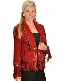 Awesome red jacket