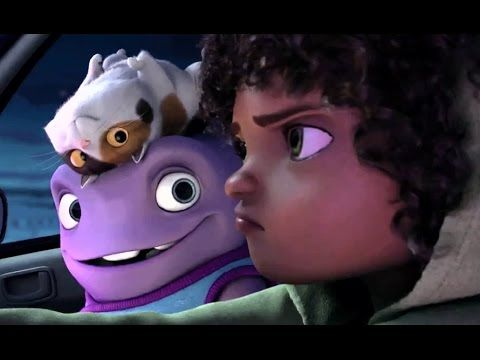 Home Movie Clip - Cats and Aliens (2014) Rihanna Movie HD - YouTube