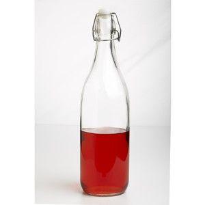 Butelka Glass Jar Lid, 1000 ml