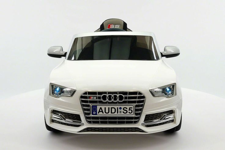 AUDI S5 SPORT 12V ELECTRIC KIDS RIDE-ON CAR BATTERY POWERED WHEELS WITH PARENTAL REMOTE | WHITE