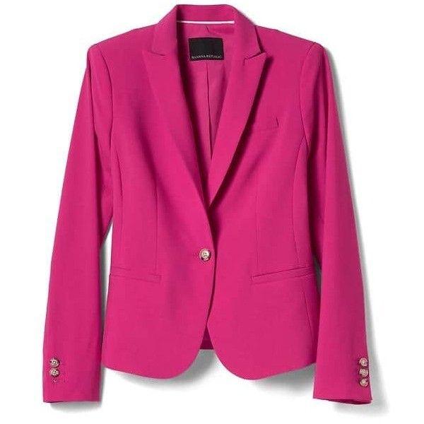 17 Best ideas about Light Pink Blazers on Pinterest | Pink smart ...