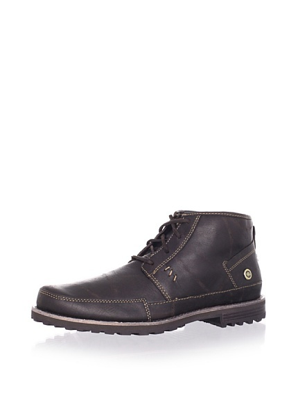 Rockport Men's Stitched Leather Chukka