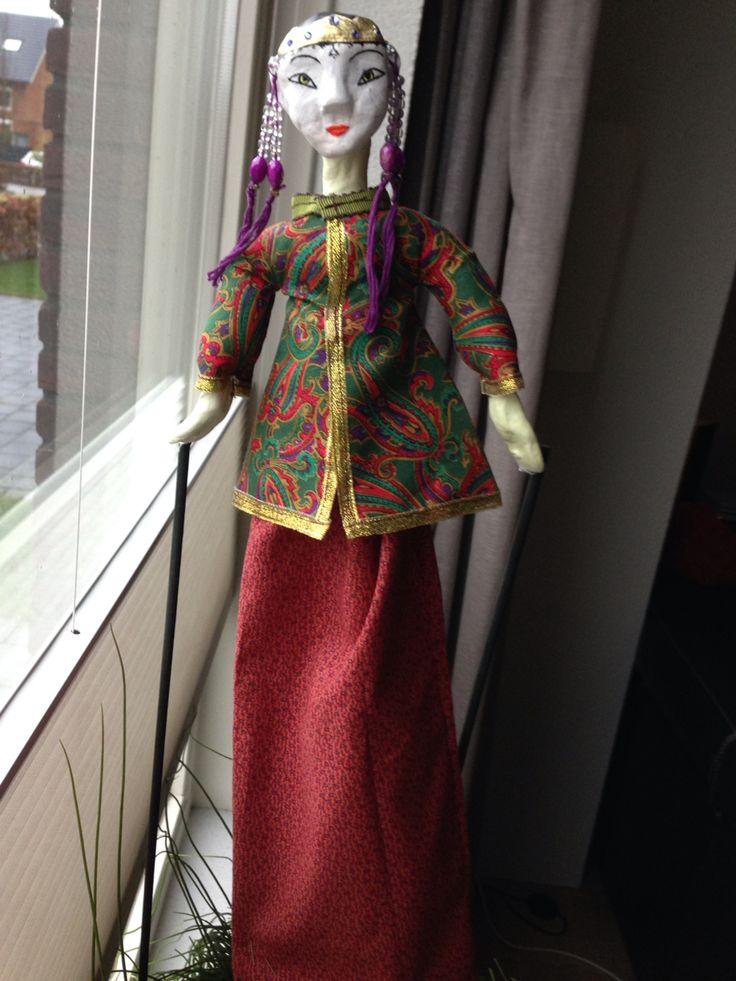 Sinterklaas surprise Indonesische pop
