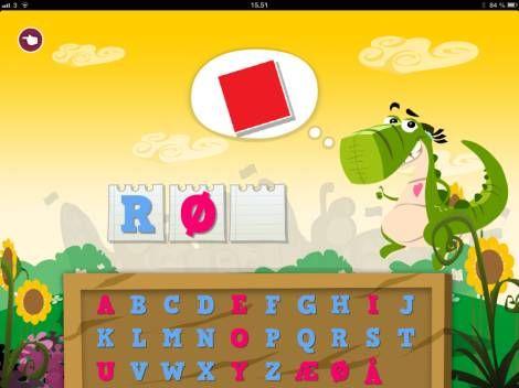 En liste med fem apps, der lærer dit barn at læse og stave. Fra Politikens TJEK afdeling.