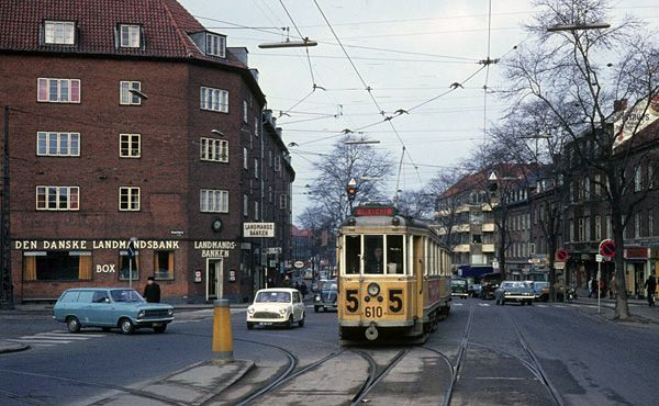 KS - Linje 5 - Brønshøj Torv