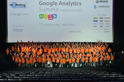 #Konferencja #Google #Analytics już niebawem w Warszawie!