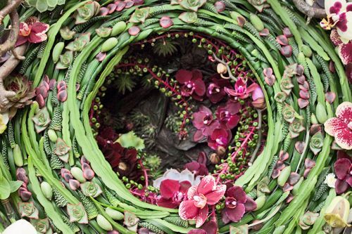 Rhs chelsea flower show 2013 rhs florist young florist of the year competitions gold medal - Chelsea flower show gold medal winners ...