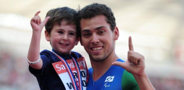 Alan Fonteles fica fora da final dos 100m rasos na Paraolimpíada - UOL Olimpíadas