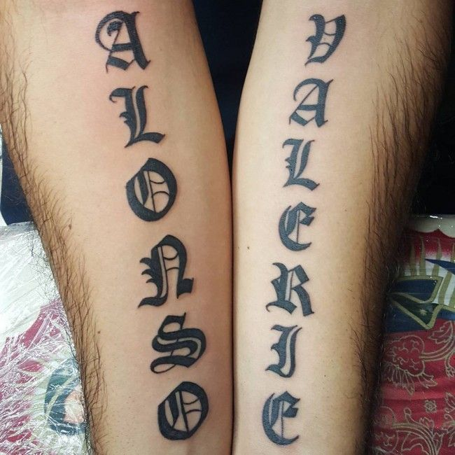 118 best Name Tattoos images on Pinterest | Name tattoos, Tattoo ...