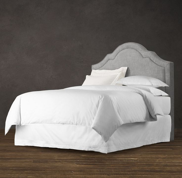 Thinking About The Jameson Upholstered Headboard @ Restoration Hardware
