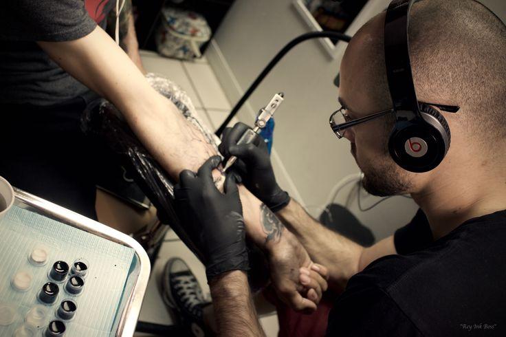 Rey Ink Boss Tattoo