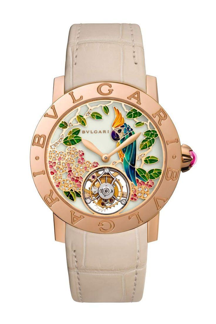 Most beautiful watch I've ever seen! Bvlgari