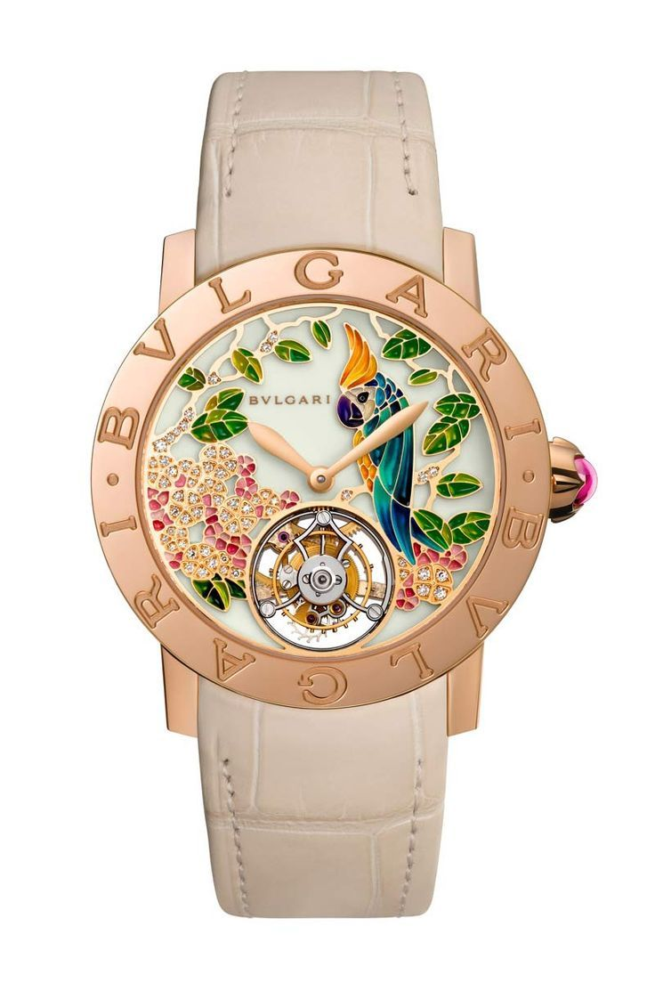 #WholesaleBagHub , #Watches, #FreeShipping, Bvlgari - Il Giardino Tropicale