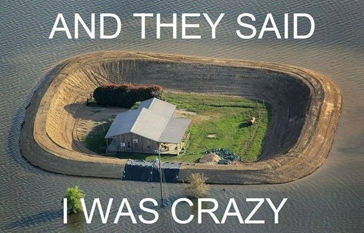 And They Said I Was Crazy! haha!