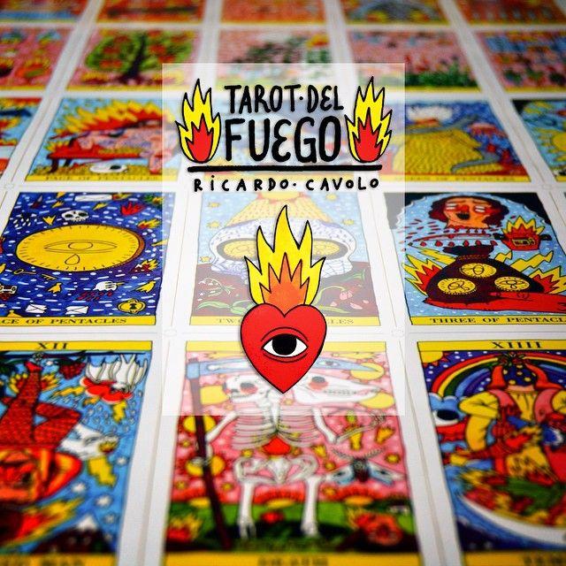 Conseguido!!! http://www.naipeszaca.com/es/todos-los-productos/550-tarot-del-fuego-ricardo-cavolo.html