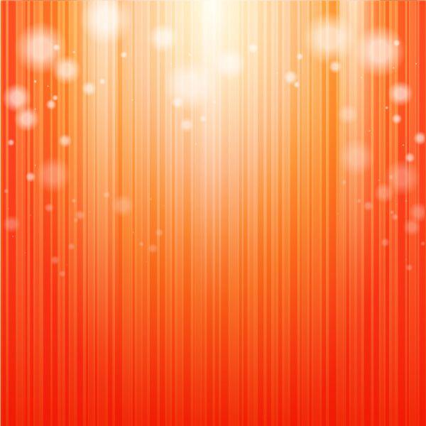 Fondo naranja con luz - Imagen vectorial de un fondo rojo ...