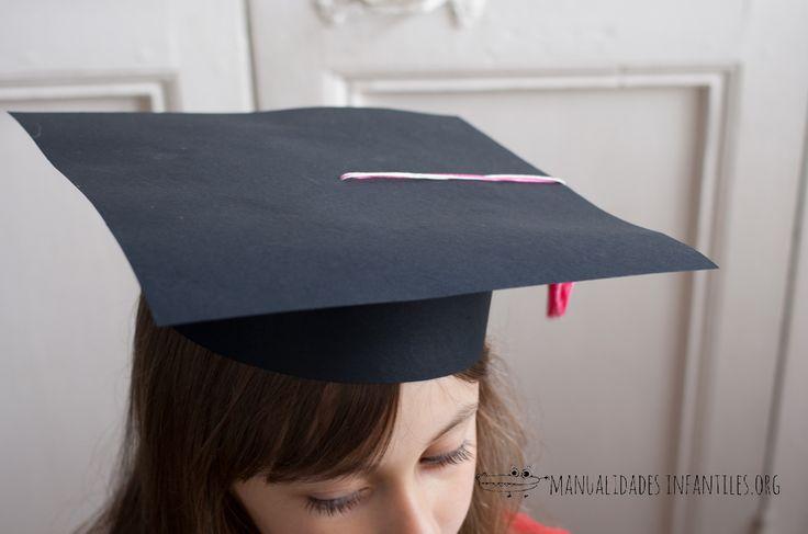 Gorro de graduacion