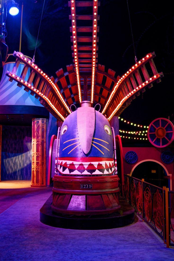 Madagascar Mad Pursuit Ride - motiongate, Dubai Parks & Resorts