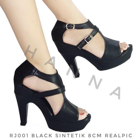 Shrede clearance black heel