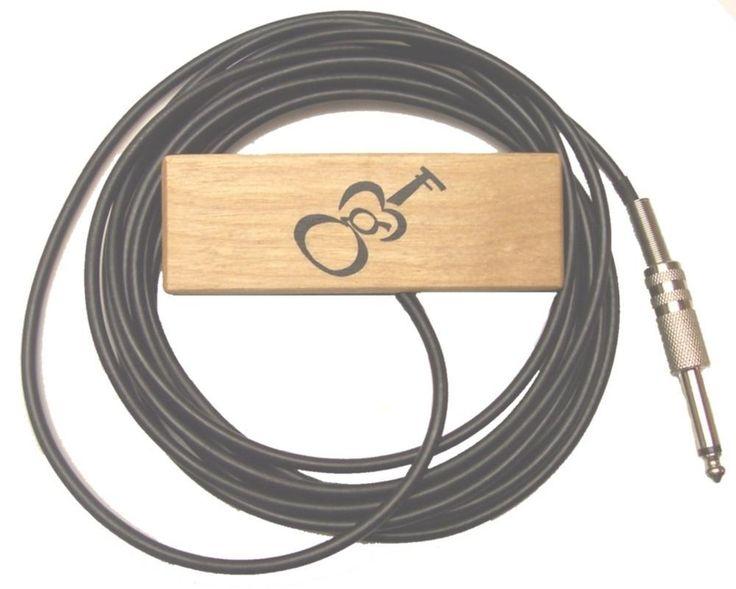 "SH-1 ""Sound Hole"" Acoustic Guitar Pickup"