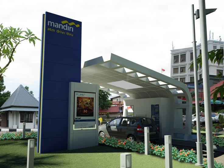 drive through ATM mandiri - Google Search
